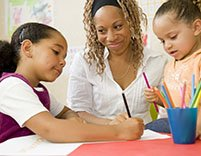 Childcare qualification courses