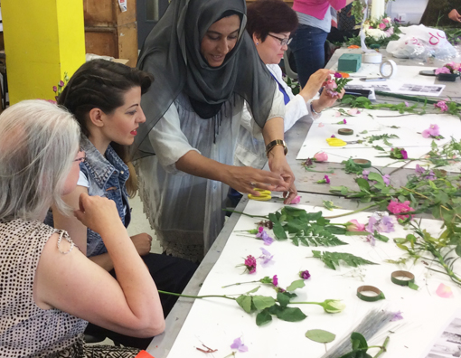 Floristry qualification courses