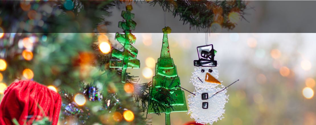 Glass Christmas Decoration Courses