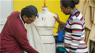 Begin your fashion career here - courses starting soon - Enrol now!