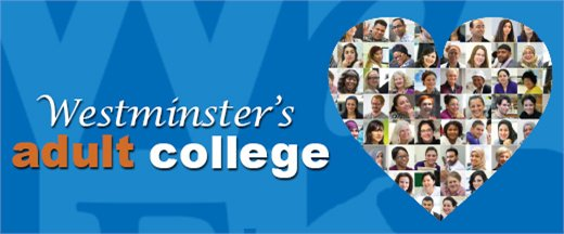 Adult Learning in the heart of Westminster