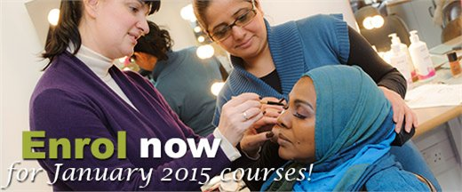 Enrol now for January 2015 courses!