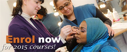 Enrol now for 2015 courses!