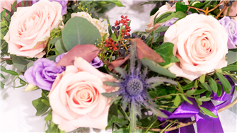 Floristry designs for special occasions